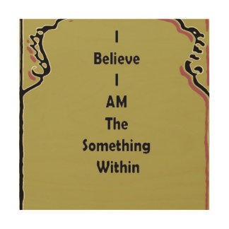 LAW OF ATTRACTION WOOD CANVASES