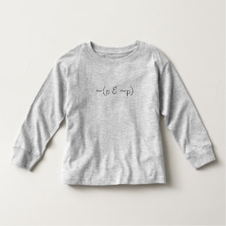 law of non-contradiction toddler T-Shirt