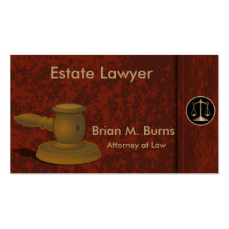 Law | Scales of Justice | Customizable | Lawyer Pack Of Standard Business Cards