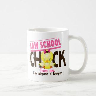 Law School Chick 3 Coffee Mug