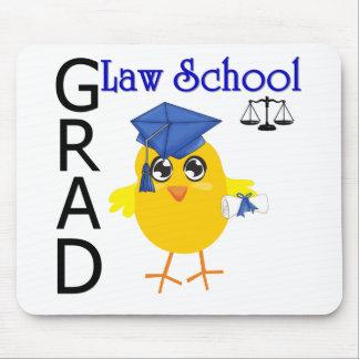 Law School Grad Mouse Mats