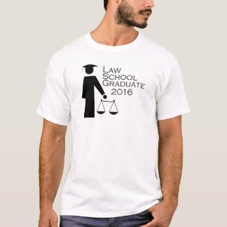 Law School Graduate 2016 T-Shirt