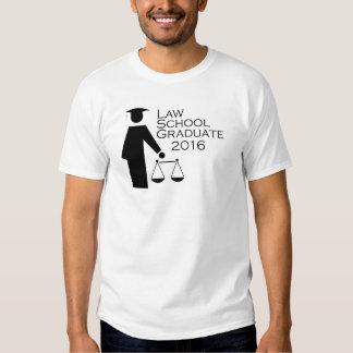 Law School Graduate 2016 Tees