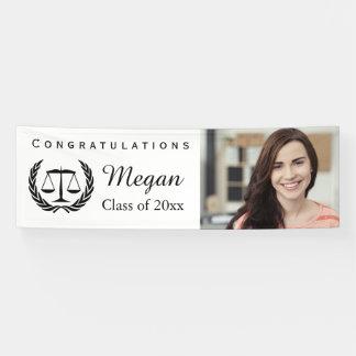 Law School Graduation Scales of Justice