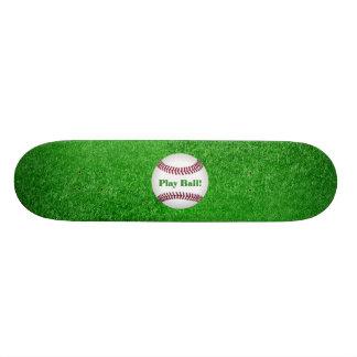 Lawn Board - Play Ball! Skate Board Decks