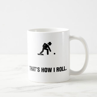 Lawn Bowl Coffee Mug