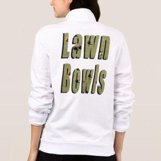 Lawn Bowl Dimensional Logo,