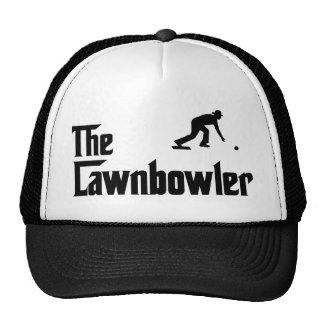 Lawn Bowl Mesh Hats