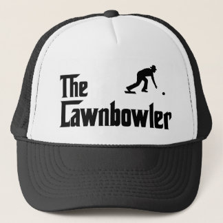 Lawn Bowl Trucker Hat