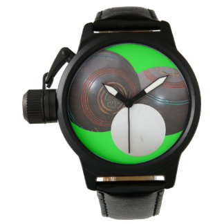 Lawn_Bowls,_Old_School_Mens_Crown_Protection_Watch Watch