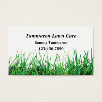 122+ Lawn Maintenance Business Cards and Lawn Maintenance Business ...