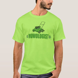 Lawn Care Mowing Grass Lawns Landscaping Yards T-Shirt