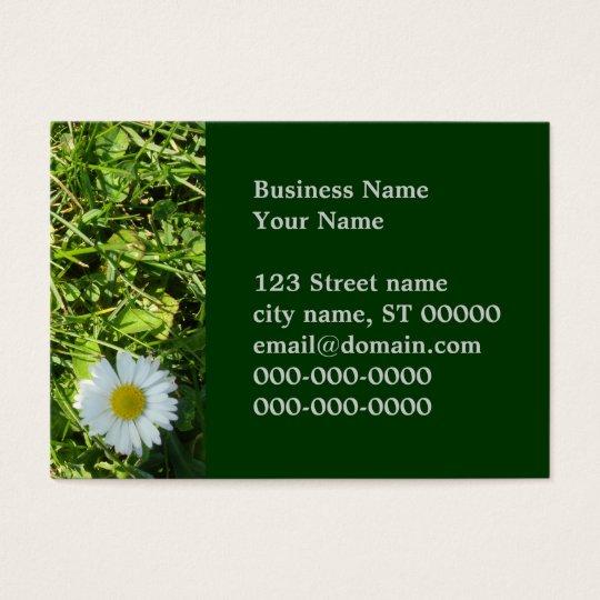 Lawn Daisy Business Card
