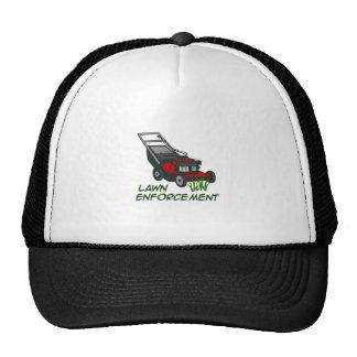 LAWN ENFORCEMENT HAT