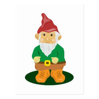 Lawn Gnome Postcard