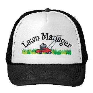 Lawn Mananger Cap