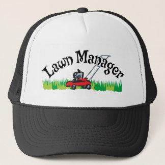 Lawn Mananger Trucker Hat