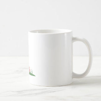 Lawn Mower Coffee Mugs