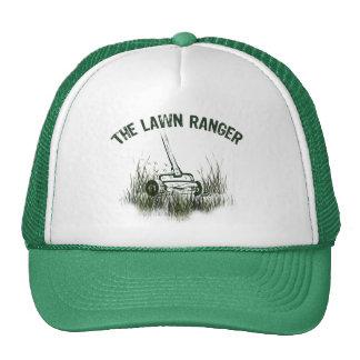 Lawn Ranger Trucker Hat