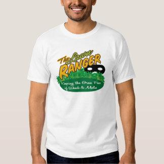 Lawn Ranger Tee Shirts