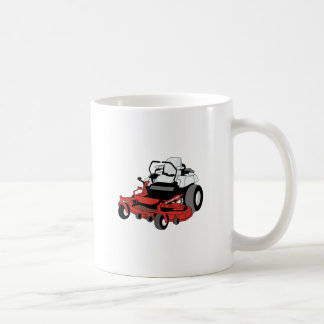 Lawnmower Coffee Mug
