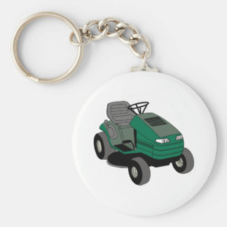 Lawnmower Key Ring