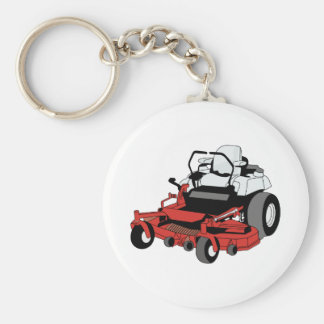 Lawnmower Key Ring