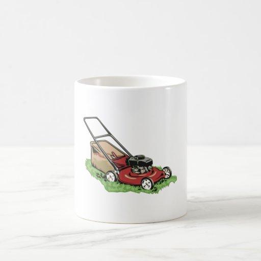 Lawnmower Mug