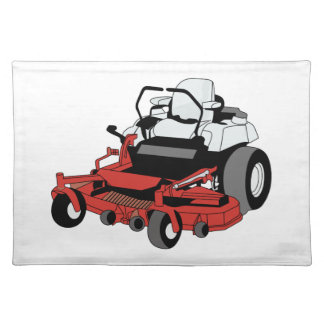 Lawnmower Placemat
