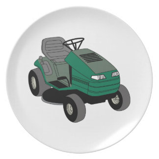 Lawnmower Plate