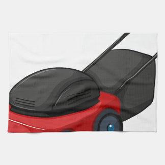 lawnmower tea towel