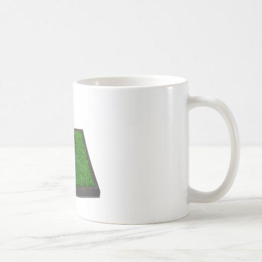 LawnmowerOnTheGrass100711 Coffee Mugs