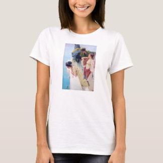 Lawrence Alma Tadema A Coign of Vantage T-Shirt