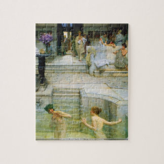Lawrence Alma-Tadema - A favorite tradition puzzle