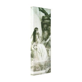 Lawrence Alma-Tadema - Strigilis and sponges Canvas Prints