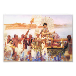 Lawrence Alma Tadema The Finding of Moses Photographic Print