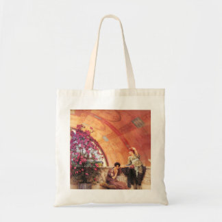 Lawrence Alma Tadema Unconscious Rivals Tote Bag