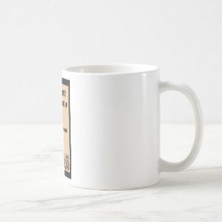 Lawrence Drag Strip Pit Pass Basic White Mug