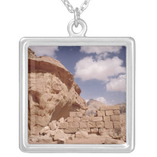 Lawrence of Arabia's house during Silver Plated Necklace