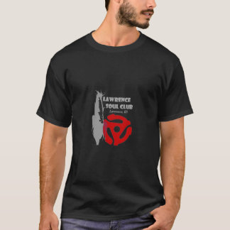 Lawrence Soul Club Black T-Shirt