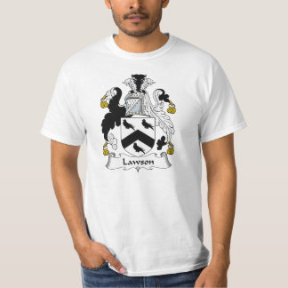 Lawson Family Crest T-Shirt