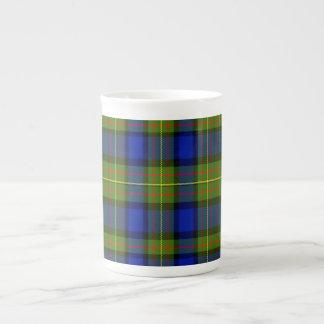 Lawton Scottish Tartan Bone China Mug
