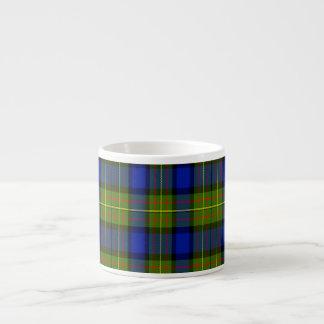 Lawton Scottish Tartan 6 Oz Ceramic Espresso Cup