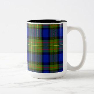 Lawton Scottish Tartan Two-Tone Mug