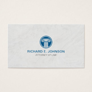 Lawyer Blue Pillar Marble Background
