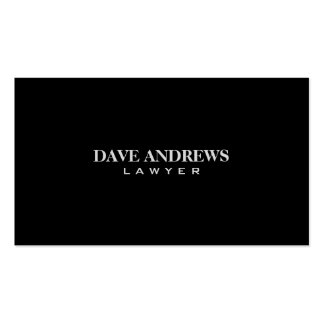 Lawyer - Business Cards