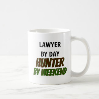 Lawyer by Day Hunter by Weekend Coffee Mug