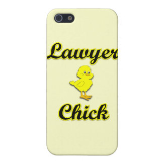 Lawyer Chick iPhone 5 Cover