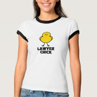 Lawyer Chick T-Shirt
