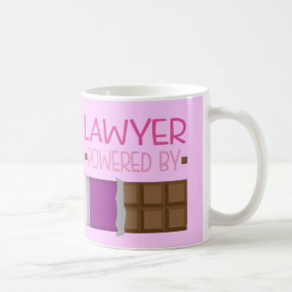 Lawyer Chocolate Gift for Her Coffee Mug